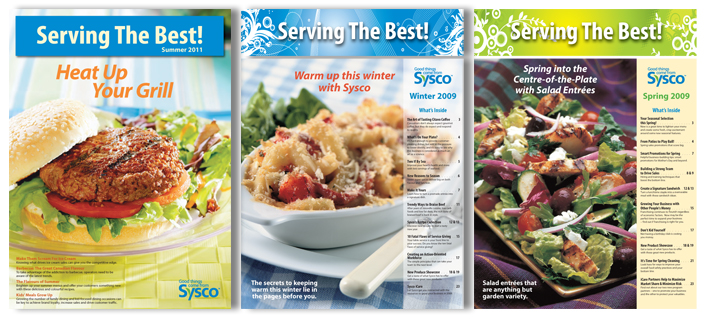 Sysco Foods Quarterly Flyers